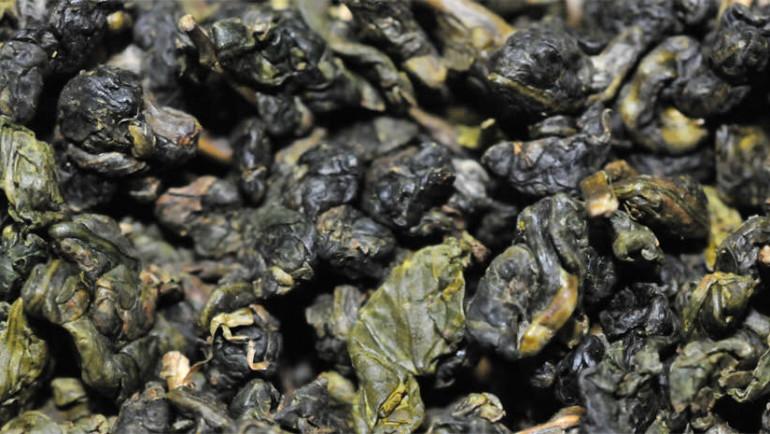 台灣半球型包種茶